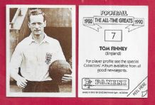 England Tom Finney Preston North End 7
